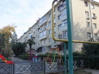 Sochi, Kalinina (adler) st, house 37. Apartment house