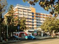 Sochi, st Kalinina (adler), house 1. health resort