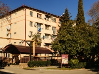 Sochi, st Kalinina (adler), house 39. Apartment house with a store on the ground-floor
