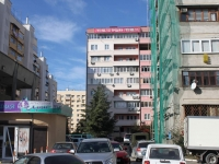 Sochi, Kuybyshev st, house 7. Apartment house
