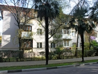 Sochi, Kuybyshev st, house 28. Apartment house