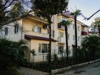 Sochi, Kuybyshev st, house 20. Apartment house