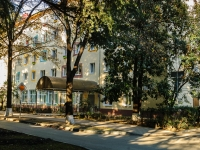 Sochi, Kuybyshev st, house 26. Apartment house