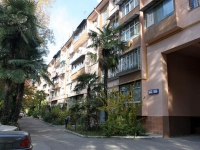 Sochi, Molokov st, house 3. Apartment house