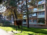 Сочи, улица Молокова (Адлер), дом 5. многоквартирный дом