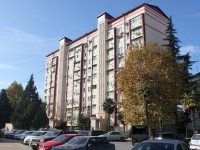 Sochi, Molokov st, house 20. Apartment house