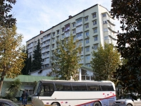 Sochi, Molokov st, house 24. Apartment house