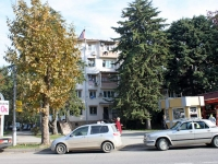 Sochi, Molokov st, house 26. Apartment house