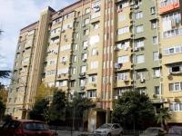 Сочи, улица Молокова (Адлер), дом 28. многоквартирный дом