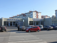 Sochi, Molokov st, house 30. Apartment house with a store on the ground-floor