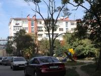 Сочи, улица Революции (Адлер), дом 18. многоквартирный дом