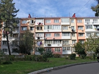 Sochi, Revolyutsii st, house 24. Apartment house