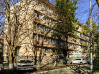 Sochi, Revolyutsii st, house 11. Apartment house