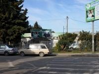Сочи, улица Ромашек (Адлер), дом 17. университет