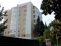 Sochi, Romashek st, house 42Б. Apartment house