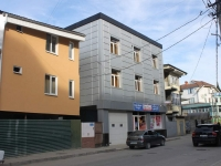 Sochi, Sverdlov st, house 47. multi-purpose building