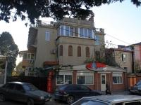 Сочи, улица Свердлова (Адлер), дом 76А. многофункциональное здание