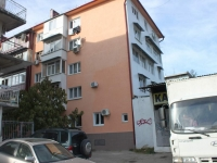 Sochi, Sverdlov st, house 116А. Apartment house