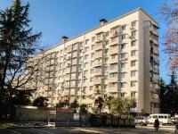 Sochi, st Sverdlov, house 46. Apartment house
