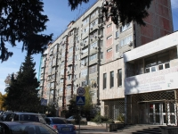 Sochi, Ulyanov st, house 47. Apartment house