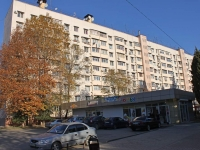 Sochi, Ulyanov st, house 53. Apartment house with a store on the ground-floor
