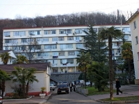 Sochi, 50 let SSSR st, house 8А. Apartment house