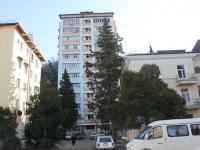 Сочи, улица 50 лет СССР, дом 10А. многоквартирный дом