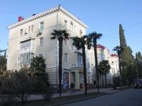 Сочи, улица 50 лет СССР, дом 13. многоквартирный дом
