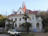 Sochi, church Дом Евангелия, церковь евангельских христиан, 50 let SSSR st, house 20
