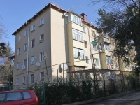 Sochi, 50 let SSSR st, house 25А. Apartment house