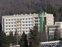Sochi, health resort АВРОРА, Oktyabrya st, house 16