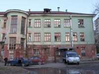 Sochi, Oktyabrya st, house 22. Apartment house