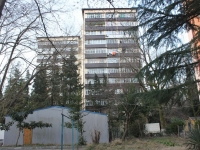 Sochi, st Oktyabrya, house 26. Apartment house