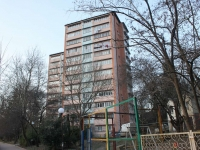 Sochi, Oktyabrya st, house 28. Apartment house