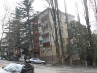 Sochi, Bytkha st, house 36. Apartment house