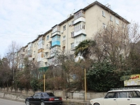 Sochi, st Bytkha, house 38. Apartment house