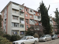 Sochi, Bytkha st, house 45. Apartment house