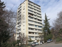 Sochi, st Bytkha, house 55/1. Apartment house