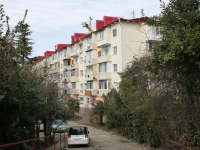 Sochi, Vozrozhdeniya st, house 17. Apartment house