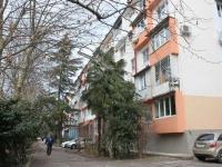 Сочи, улица Ворошиловская, дом 3. многоквартирный дом