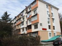 Sochi, Voroshilovskaya st, house 6. Apartment house