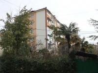 Сочи, улица Ворошиловская, дом 7. многоквартирный дом