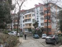 Сочи, улица Ворошиловская, дом 8. многоквартирный дом