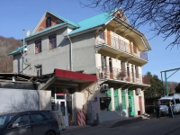 Sochi, Glazunov st, house 7/1. Apartment house