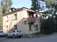 Sochi, Glazunov st, house 7. Apartment house