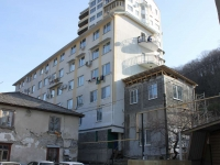 Sochi, Glazunov st, house 8. Apartment house