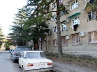 Sochi, Glazunov st, house 18. Apartment house