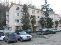 Sochi, Glazunov st, house 20. Apartment house