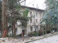 Sochi, Divnomorskaya st, house 2. Apartment house