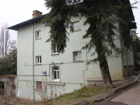 Sochi, Divnomorskaya st, house 5. Apartment house